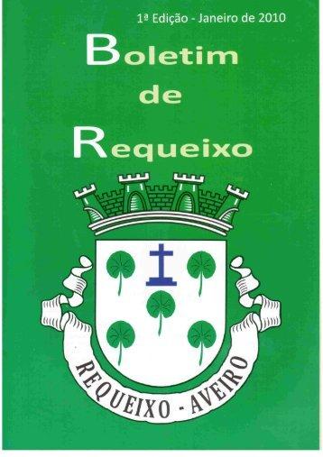 1ª Edição - Junta de Freguesia de Requeixo