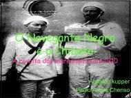 O Navegante Negro e a Chibata A revolta dos marenheiros de 1910