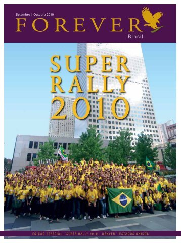 Super rally 2010 - Forever