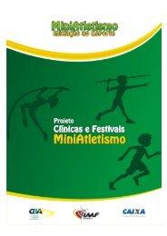 Projeto de Clínicas e Festivais 2012 - LIVRETO | tamanho: 1.55 MB