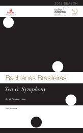 Bachianas Brasileiras - Sydney Symphony Orchestra