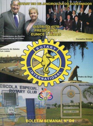 aqui - Rotary RJ Ilha do Governador