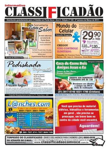 F - Classificadaocomvoce.com.br