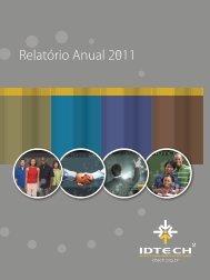 Relatório Anual 2011 - Idtech