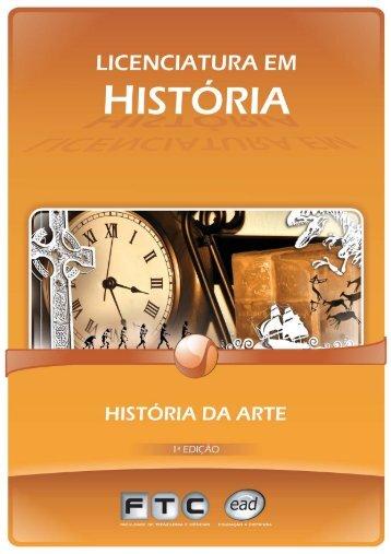 História da Arte - ftc ead