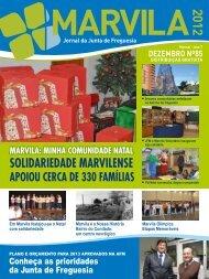 SOLIDARIEDADE MARVILENSE - Junta de Freguesia de Marvila