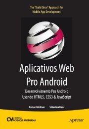 Aplicativos Web Pro Android - Desenvolvimento Pro Android ...
