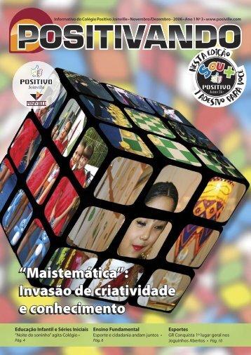 Edição nº 03. (Novembro/Dezembro 2006)