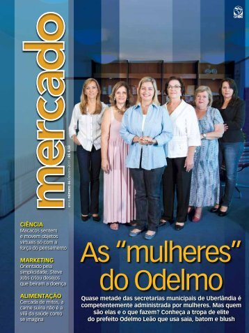 "As ""mulheres"" do Odelmo - Revista Mercado"