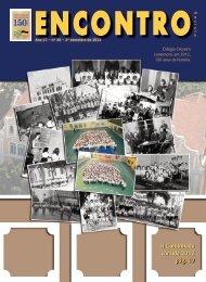 Ano 17 – nº 36 – 2º semestre de 2012 - Colégio Cruzeiro