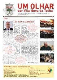 Boletim Informativo Nr. 12 - Junta de Freguesia de Vila Nova da Telha