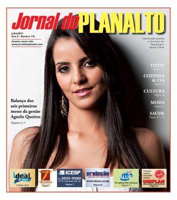ediçao em pdf - Jornal do Planalto