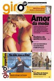 Edição - Jornal GIRO SP