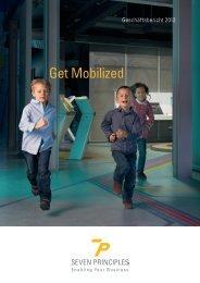 Geschäftsbericht 2012 - 7P Group