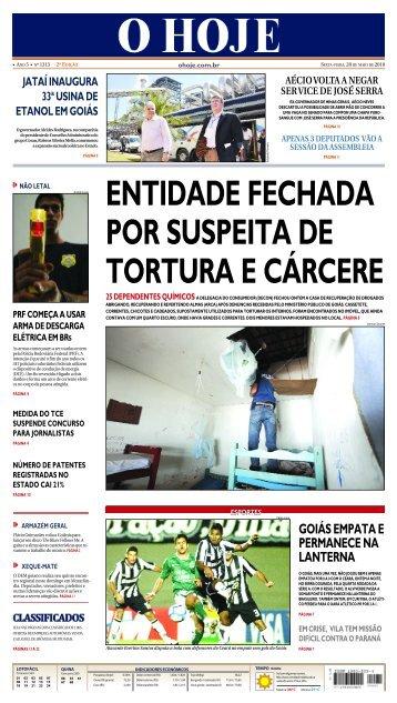 cidades - Jornal O Hoje