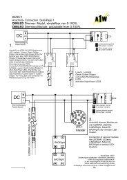 +- LED- Cluster 05/05-1 DIMLED Dimmer- Modul, einstellbar ... - A1W