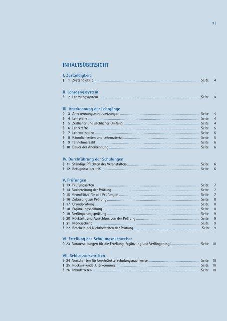 Satzung Gefahrgutbeauftragter - und Handelskammer Aachen