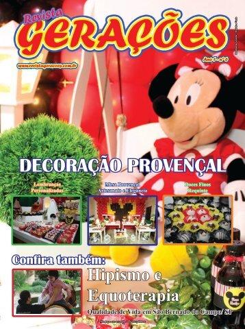 6 Edição.indd - Revista Gerações
