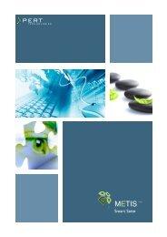 METIS Smart Suite Flyer - Xpert Technologies