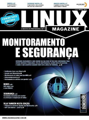 Community Edition 76 - Linux New Media