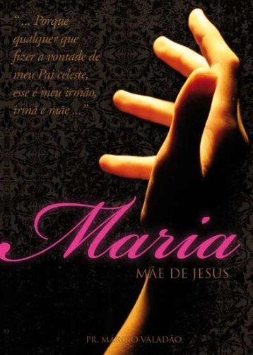 Maria, mãe de Jesus - Livros evangélicos