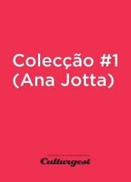 Colecção #1 (Ana Jotta) - Culturgest