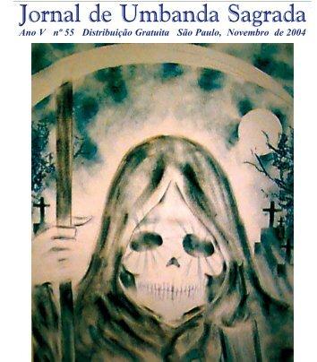 Ano 5 Ed 055 Nov 2004 - Colégio de Umbanda Sagrada Pena Branca