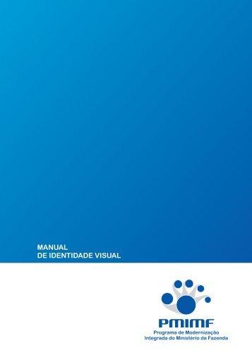 Manual de Identidade - Ministério da Fazenda