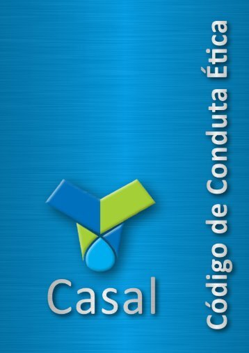Código de Conduta Ética - Companhia de Saneamento de Alagoas