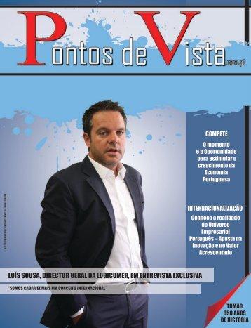 luís sousa, director geral da logicomer, em entrevista exclusiva