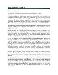 Demonstrações Financeiras da Controladora e ... - Multiplan