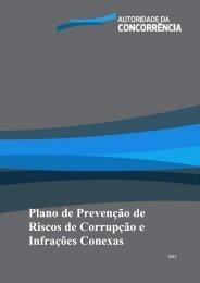 Plano de Gestão de Riscos de Corrupção e Infrações Conexas da ...