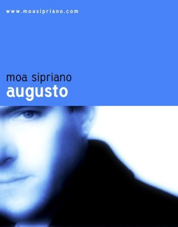 Augusto - Moa Sipriano