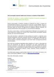 2012-06-05 BRIGHT Trabalhos Junho 2012 - Fundação Mata do ...