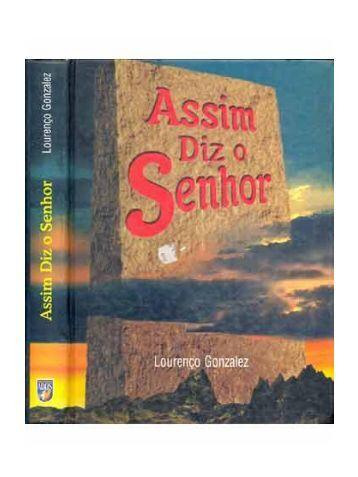 ASSIM DIZ O SENHOR - Webnode