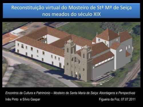 Um Mosteiro em Seiça