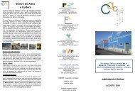 Agenda Cultural da CMPS para o mes de Agosto 2010