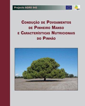 Manual do Pinheiro manso - INRB