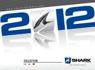 COLLECTION - SHARK Helmets