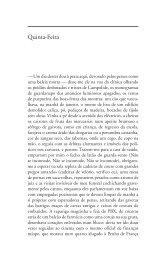 Quinta-Feira - Editora Objetiva