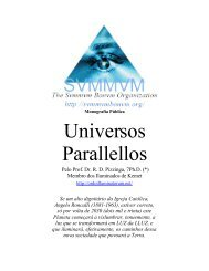 Universos Parallellos - Ordo Svmmvm Bonvm