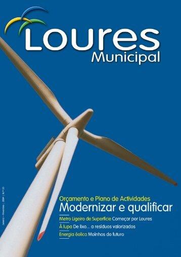 revista-10 -final cmyk.pmd - Câmara Municipal de Loures