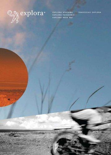 explora atacama explora patagonia explora rapa nui travessias ...