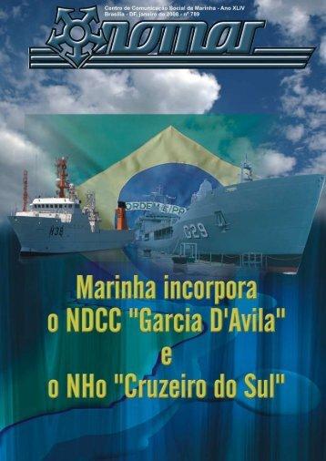 Nomar 789 - janeiro 2008 - Marinha do Brasil