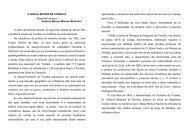 A IGREJA MATRIZ DE TONDELA - Paróquia de Santa Maria de ...