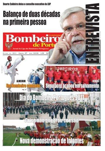 Junho - Jornal Bombeiros de Portugal