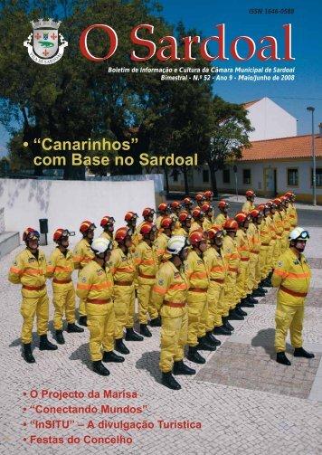 """• """"Canarinhos"""" com Base no Sardoal - Município de Sardoal"""