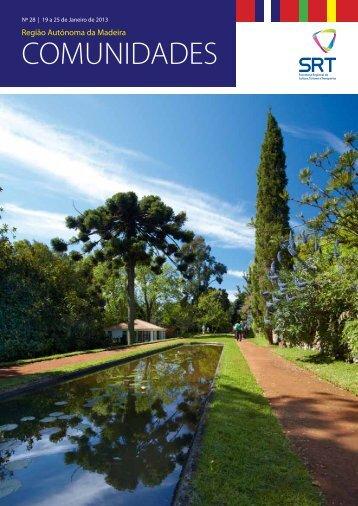 Boletim Comunidades n.º 28 - Madeira no Mundo - Governo ...
