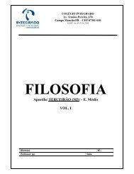 FILOSOFIA - Página não encontrada