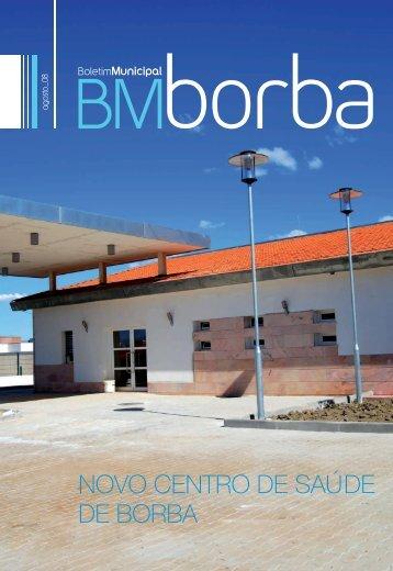 BM_Agosto 2008 final_texto - Câmara Municipal de Borba